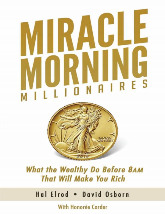 First Additional product image for - The Miracle Morning Millionaires By Hal Elrod