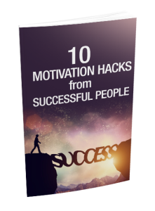 10 Motivation Hacks From Successful People | eBooks | Non-Fiction