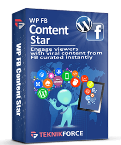 wp fb content star