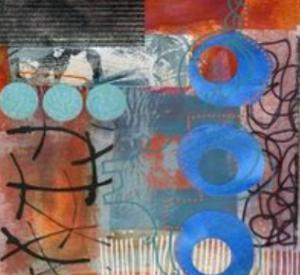 abstract photo overlay