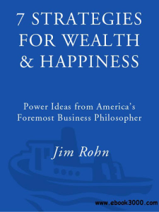 7 strategies of wealth and happiness (audiobook format)