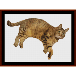 bella custom pattern by cross stitch collectibles