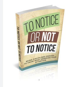 To Notice or Not to Notice.pdf | eBooks | Classics