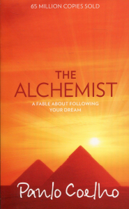 the alchemist (audio format)
