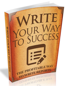 Write Your Way to Success | eBooks | Education