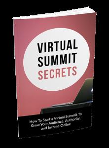 Virtual Summit Secrets | eBooks | Education