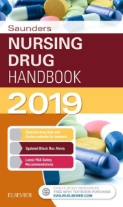 Saunders Nursing Drug Handbook 2019 | eBooks | Medical