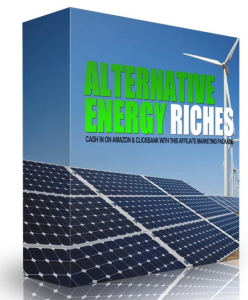 Alternative Energy Riches | eBooks | Science