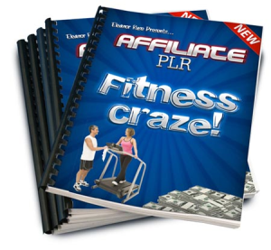 affiliate fitness craze