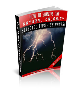 How To Survive Any Natural Calamity | eBooks | Outdoors and Nature