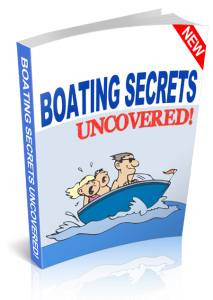 boating secrets uncovered