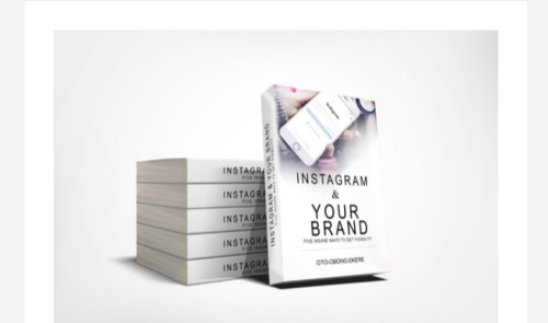 First Additional product image for - Instagram and Your Brand