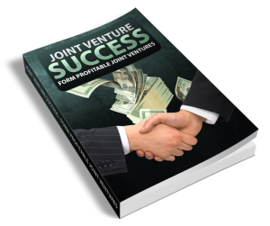 Joint Venture Success | eBooks | Self Help