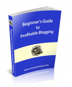 Beginner's Guide To Profitable Blogging | eBooks | Self Help