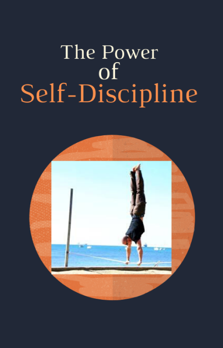 First Additional product image for - The Power of Self-Discipline