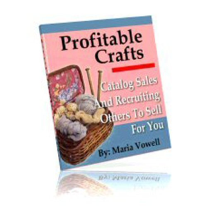 catalog sales and recruiting others to sell for you