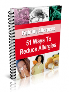 51 Ways to Reduce Allergies | eBooks | Beauty