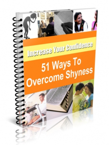 51 Ways to Overcome Shyness and Low Self-Esteem | eBooks | Self Help