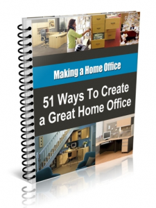 51 ways to create a great home office
