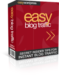 easy blog traffic
