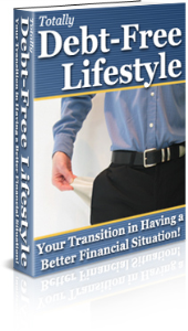 totally debt-free lifestyle