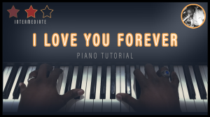 worship medley/ love you forever (piano tutorial)