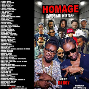 dj roy homage dancehall mix 2020