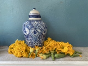 talavera and succini flower