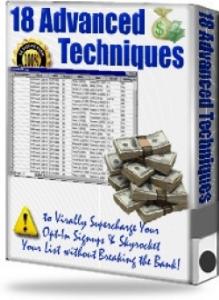 18 advanced techniques