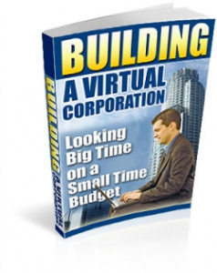 Building A Virtual Corporation | eBooks | Business and Money