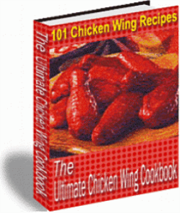 The Ultimate Chicken Wing Cookbook | eBooks | Food and Cooking