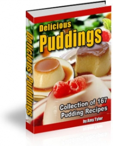 Delicious Puddings | eBooks | Food and Cooking