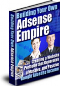 Building Your Own Adsense Empire | eBooks | Business and Money