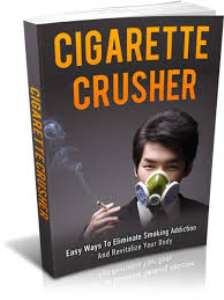 Cigarette Crusher | eBooks | Health