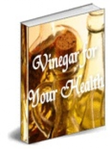 vinegar for your health