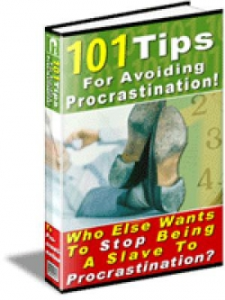 101 Tips For Avoiding Procrastination! | Crafting | Cross-Stitch | Other