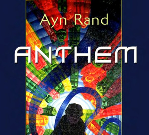 Third Additional product image for - Anthem by Ayn Rand