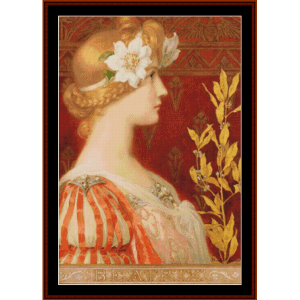 Beatrix - Elsabeth Sonrel cross stitch pattern by Cross Stitch Collectibles | Crafting | Cross-Stitch | Other