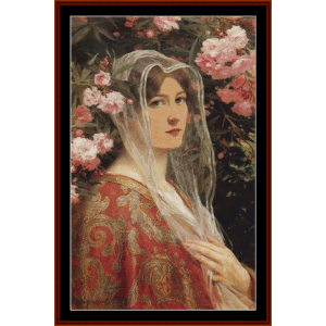 Cordelia - Elsabeth Sonrel cross stitch pattern by Cross Stitch Collectibles | Crafting | Cross-Stitch | Other