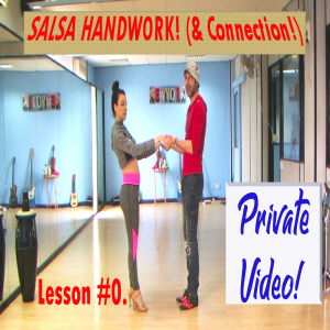 salsa for the improver/intermediate level students!