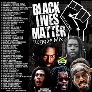 dj roy black lives matter reggae mix