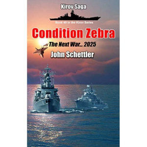 Condition Zebra: The Next War - 2025 | eBooks | Travel