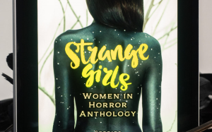 strange girls: women in horror anthology
