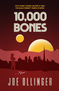 10,000 Bones | eBooks | Science Fiction