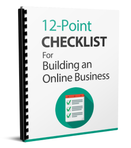 12-point checklist