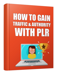 how to gain traffic and authority with plr