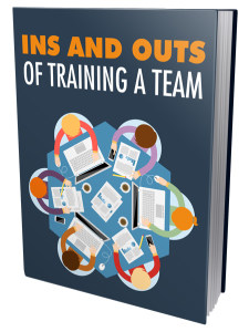 Ins and Outs of Training A Team | eBooks | Self Help