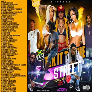 dj roy tek it to the street dancehall mix vol.28