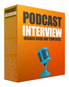 podcast interview template