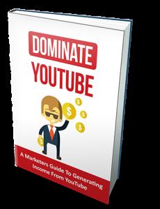 Dominating Youtube | eBooks | Video